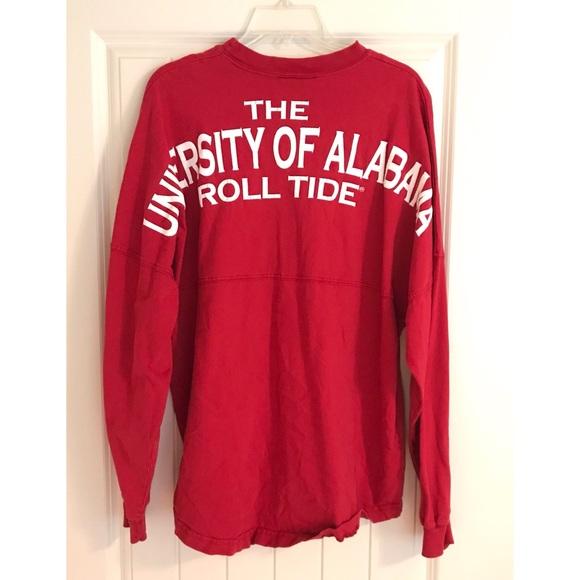 reputable site 2cac2 ded70 Crimson University of Alabama Spirit Jersey